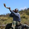 Henry redeeming the land and blowing the shofar over Kenya